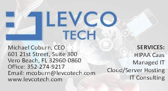 Levco Tech Logo